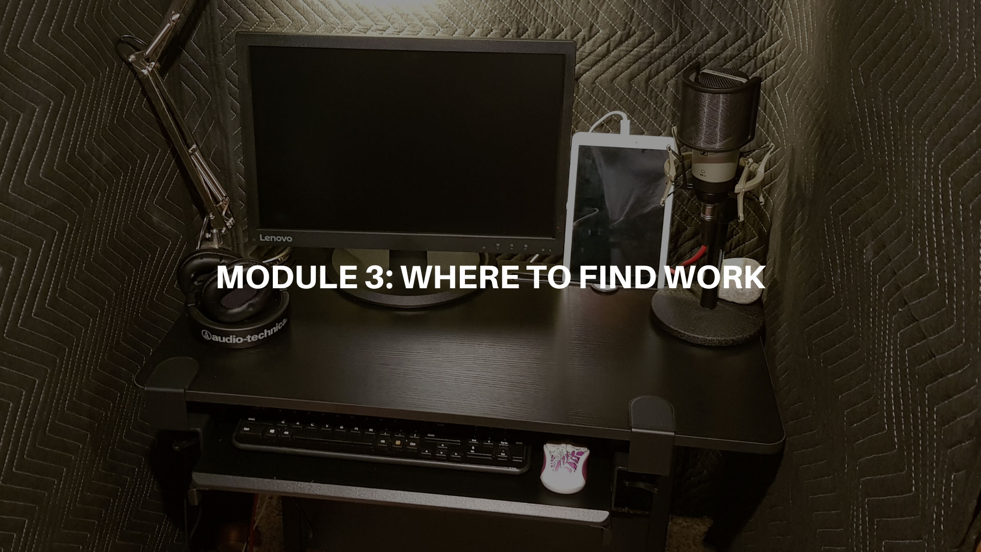 Module 3 - Where to Find Work